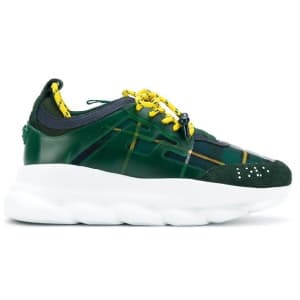 Versace Chain Reaction Green (36-40) код-133