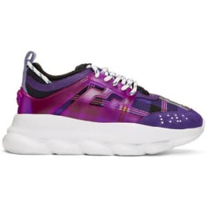 Versace Chain Reaction Violet (36-40) код-136