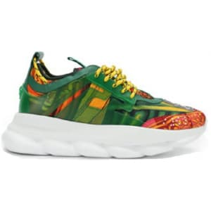 Versace Chain Reaction Yellow/Green (36-40) код-137
