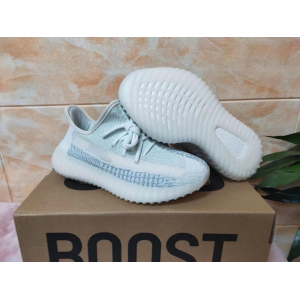 Adidas Yeezy Boost 350 V2 Reflective Gray (36-45) код:297