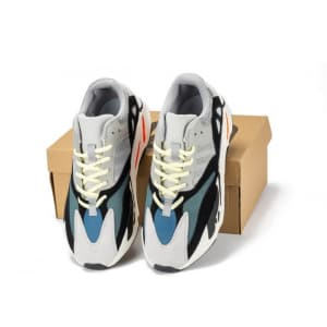 Adidas Yeezy Boost 700 Wave Runner Solid Grey (41-45) Код:312