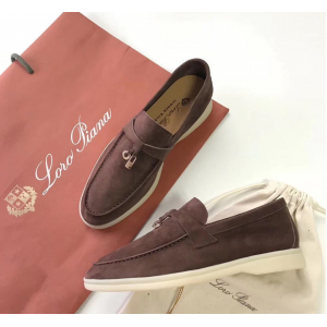 Лоферы Loro Piana Summer Charms Walk (Код:372)